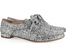 Haute Sparkly Shoes