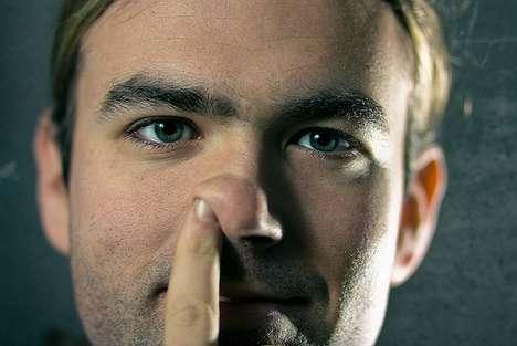 Nose-Picking Portraits
