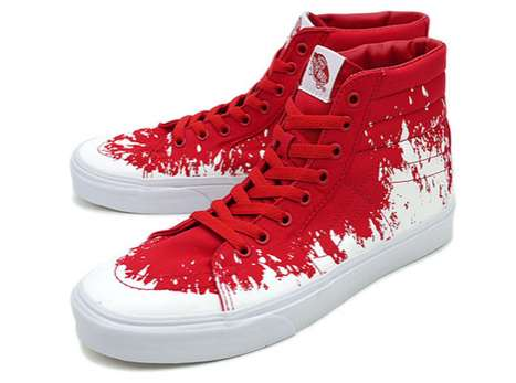 Blood-Splattered Kicks