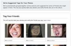 Social Media Facial Recognition - Facebook's Latest Feature Will Auto-Tag Your Photos