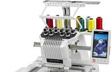 Home Embroidery Machines