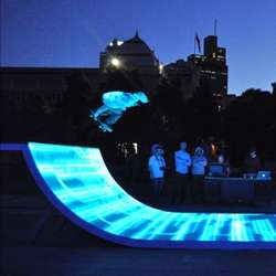 Sci-Fi Skateboarding