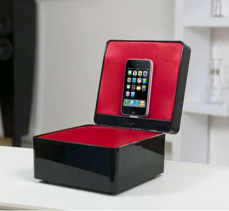 Enchanting iPhone Speakers