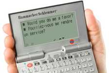 World Travel Gadgets - The Talking 30 Language Translator is a Global Expedition Must-Have