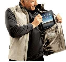 iPad-Compatible Menswear