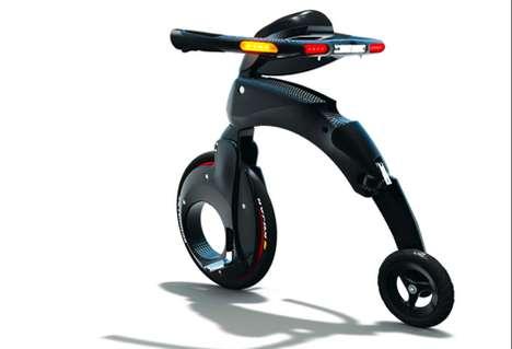 Ultralight Pseudo-Scooters (UPDATE)