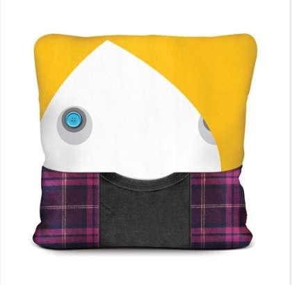 Grungy Celeb Pillows