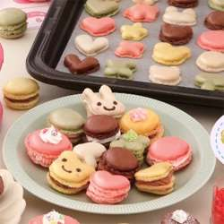 Make Baking Fun with the Strapya At-Home Macaroon Maker