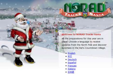 Kris Kringle Trackers