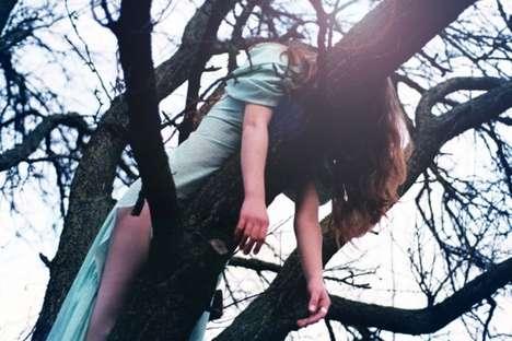 Tree-Dangling Dames