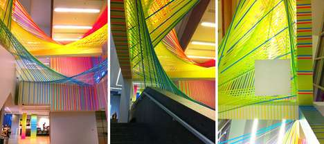 Technicolor Trim Art