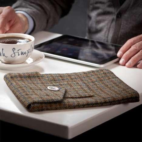 Tweed Tablet Covers