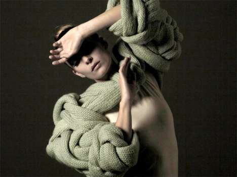 Theatrically Knitted Apparel