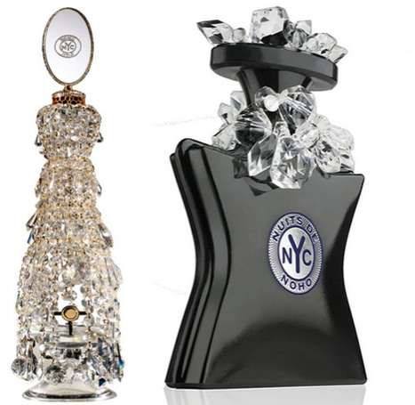 Bond No.9 Crystallized Chandelier Edition Shouts 'Tis the Season!'