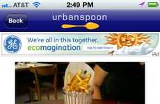 Photo-Sharing Food Apps - The Urbanspoon App Shows Others Just How Delicious Your Meal Is