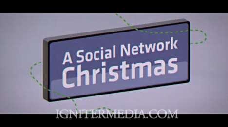 Social Media Holiday Stories