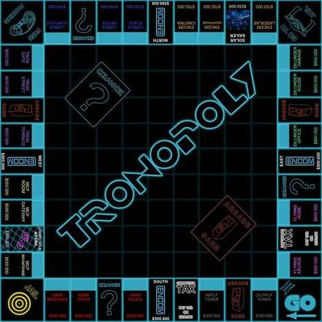 Sara Hellsten's 'Tronopoly' is a Geeky Way to Pass the Time