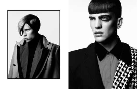 Contrasting Fashiontography