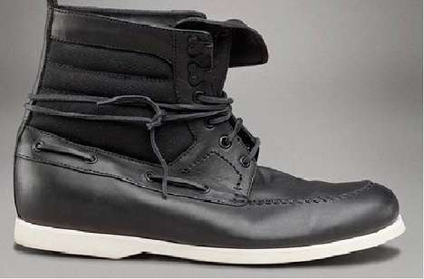 Preppy Boat Boots