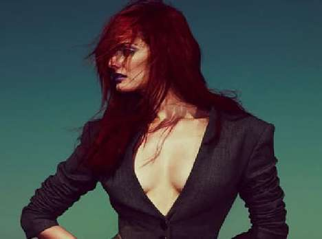 Lydia Hearst Shows You Who's Really Boss