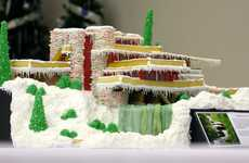 Famous Edible Architecture