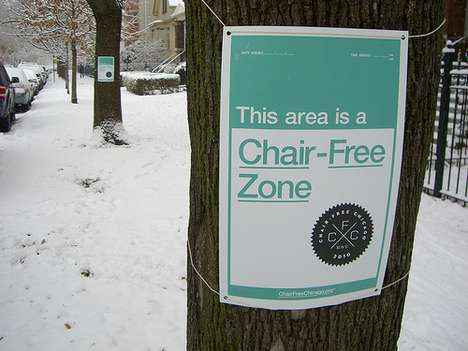 Anti-Parking Space Campaigns