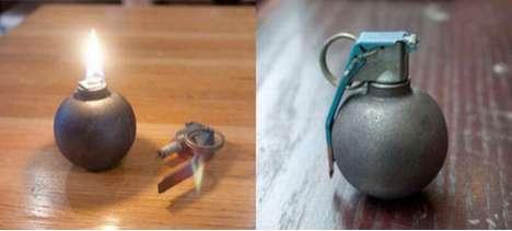 Mini Lamp Bombs