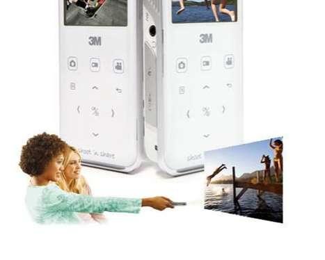 Handheld Video Projectors