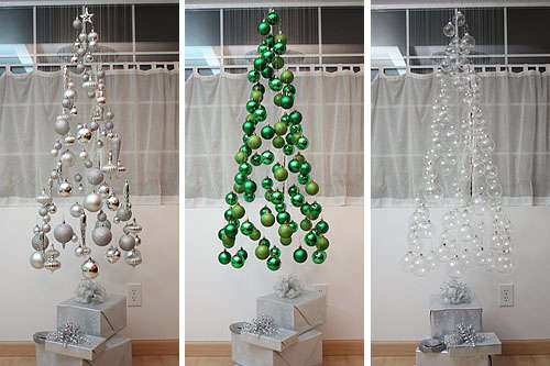 100 examples of christmas tree decorations - Alternative Christmas Tree Decorations