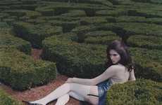 Mini Maze Photography