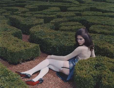 Mini Maze Photography