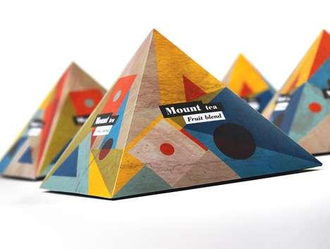 Pyramid Potion Packaging