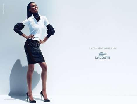 Chic-Casual Fashion Ads