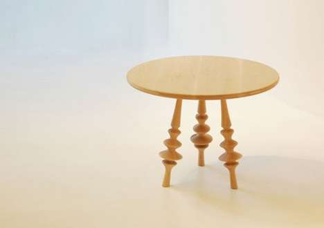 Acoustic-Inspired Furniture