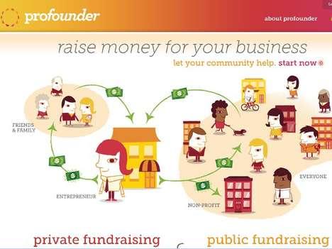Online Startup Microfinancing