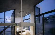 Minimalist Living Spaces - The 'Knot House' in Tokyo is All About Natural Living