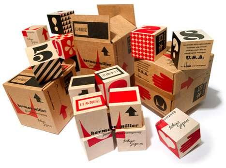 Shipping Toy Blocks