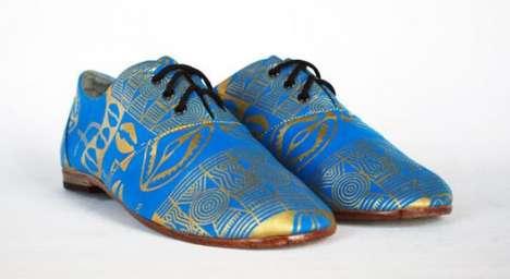 Mythical Oxford Footwear