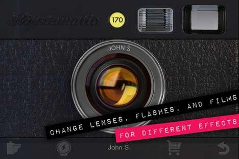 Retro Photography Apps