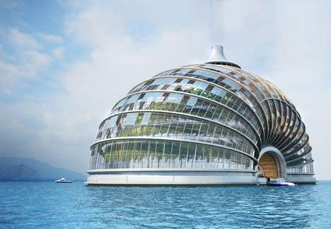 Eco Floating Vacations