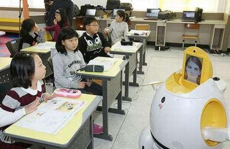 English-Teaching Bots