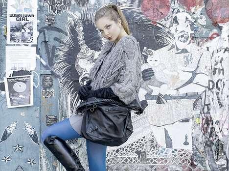 Gritty Graffiti Backdrops