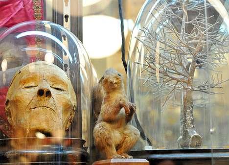 Eerie Object Hunts