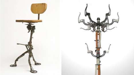 Anatomical Bike Furniture