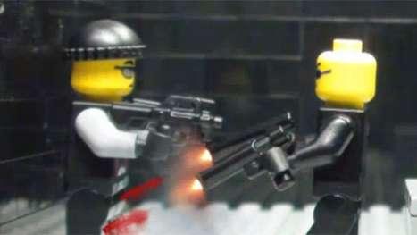 Violent LEGO Virals