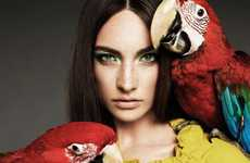 Parrot Fashiontography