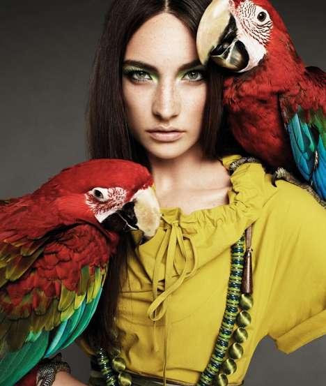 Parrot Fashiontography
