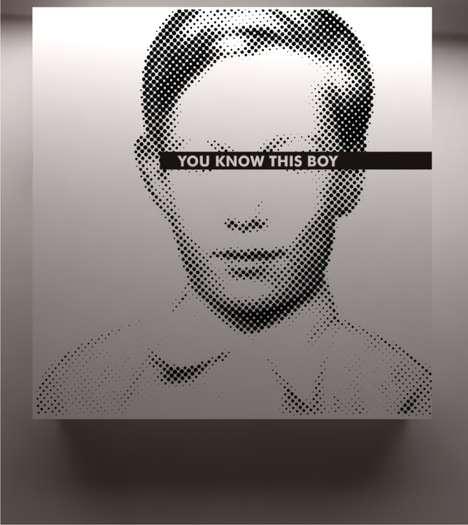 Youthful Warhol Branding