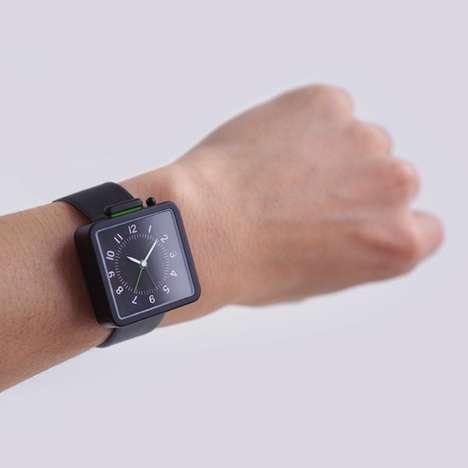 Vibrating Timepieces
