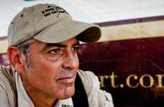 Anti-Genocide Paparazzi - George Clooney's Satellite Sentinel Project Crowdsources Sudan Watchers